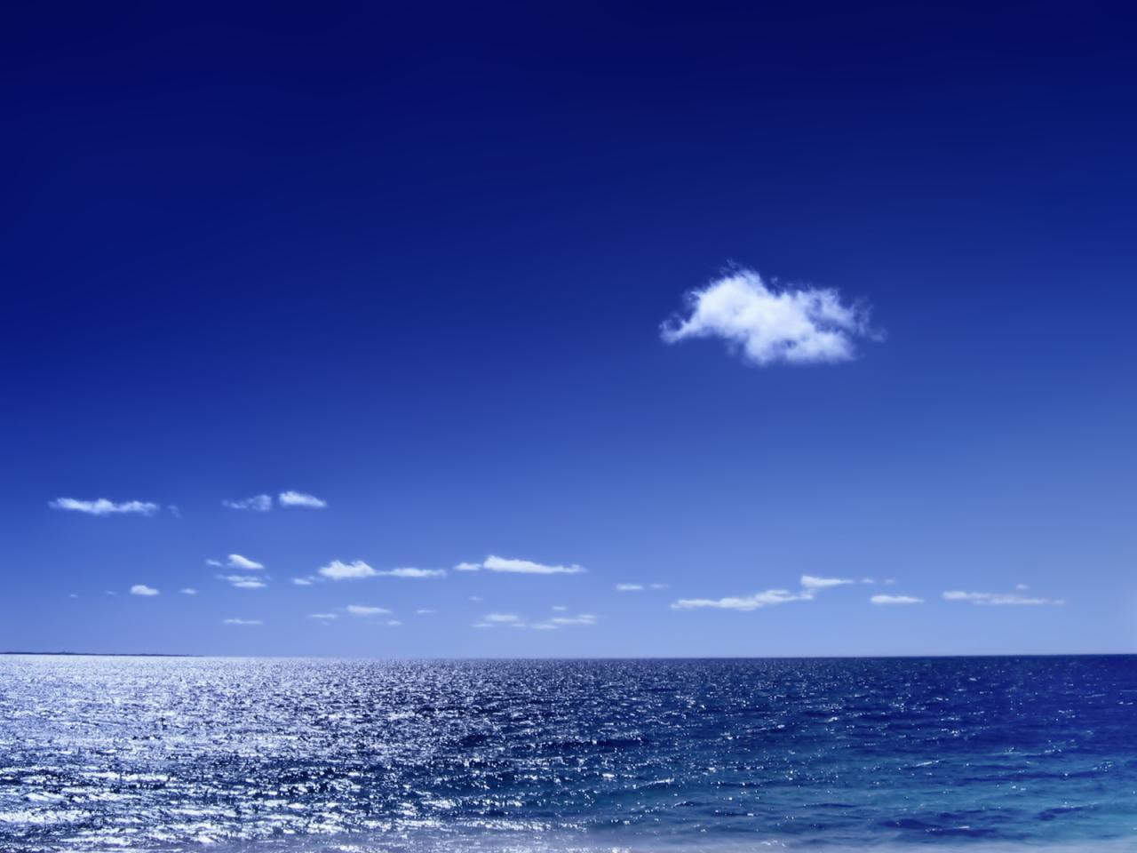 ¿Porqué el cielo es azul?