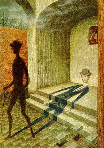 el cisne en la sombra: