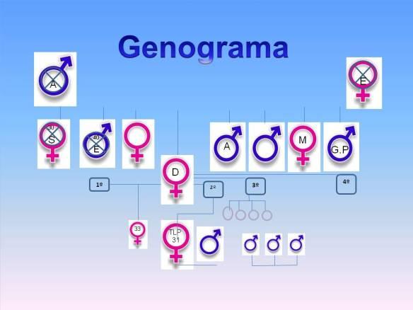 genograma modificado
