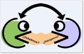 DIALOGO Y DEBATES