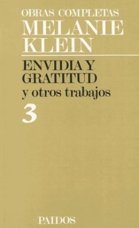 envidia y gratitud
