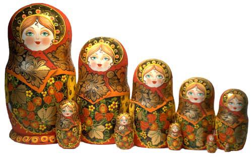 muñecas-rusas